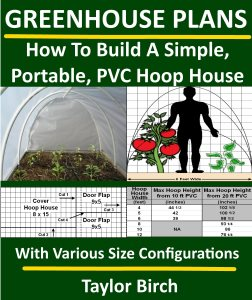 small portable greenhouse plans