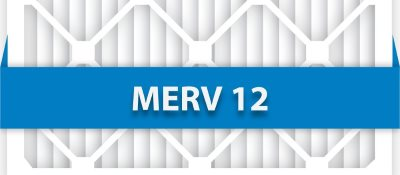 choose air filter for hvac merv rating no higher than 13