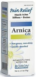 arnica gel for carpal tunnel syndrome relief