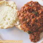 best sloppy joes recipe from scratch