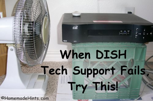 Dish Network DVR Receiver Not Working? Here's a Solution