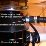 garbage disposal connections