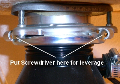 How To Remove A Garbage Disposal Repair And Re Install