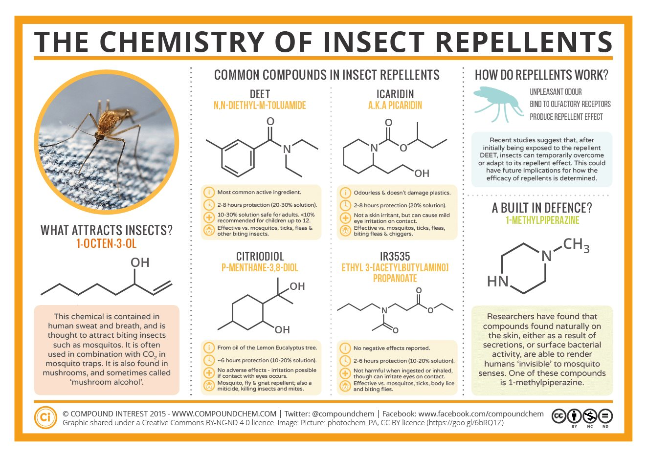 Natural Homemade Mosquito Repellent As Effective As Deet