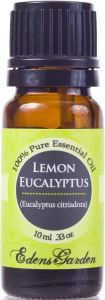 lemon eucalyptus essential oil mosquito repellent