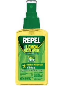 oil of lemon eucalyptus insect repellent