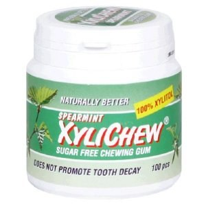 natural, sugar free xylitol gum