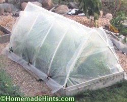 Small PVC Greenhouse Plans
