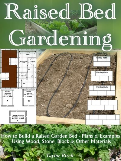 raised bed gardening plans and tips for growing more vegetables, Natural flower