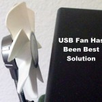 USB fan used to cool Dish DVR